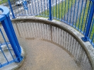 Schody Nový most