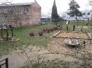 Údržba zeleně dětské hřiště DPMD
